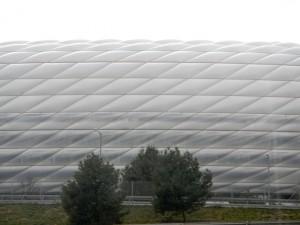 FCB Stadion Klein
